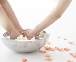 足洗う 臭い対策